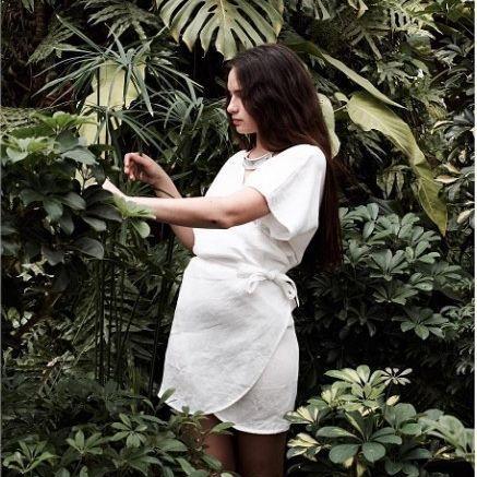 The Roni Mini featured in the latest @rosewoodclothingco lookbook  #ilovelilya