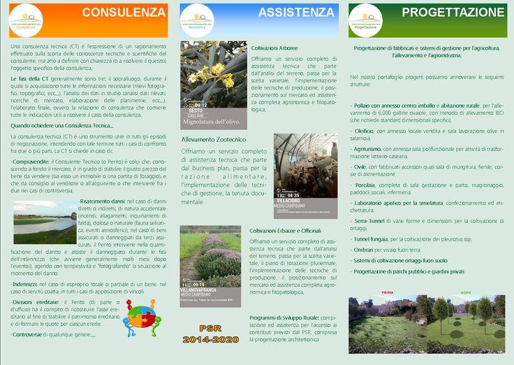 Attività dello Studio Tecnico Agrario - Uta (CA)
