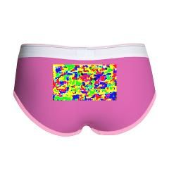 Summer Women's Boy Brief