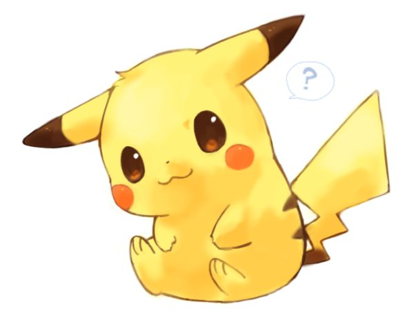 ¡El Pikachu más Kawaii!