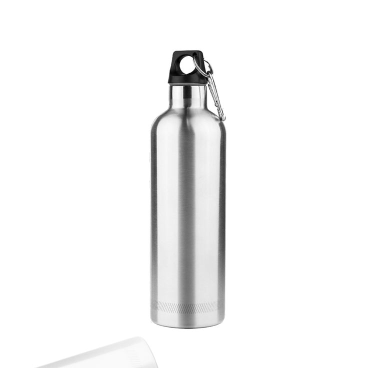 Best Vacuum Insulated Stainless Steel Water Bottle 25oz/750ml Stainless Steel Insulated Water Sports Bottle