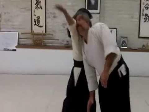 Aikido Martial Arts Iriminage Ginny Breeland - YouTube