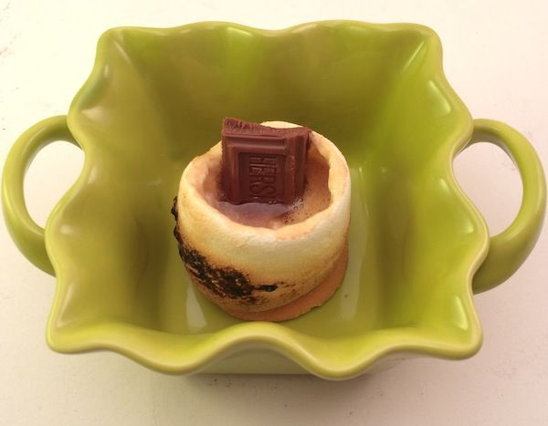 S'more dessert bites This smooth little concoction is for adults only. If you like Kahlua