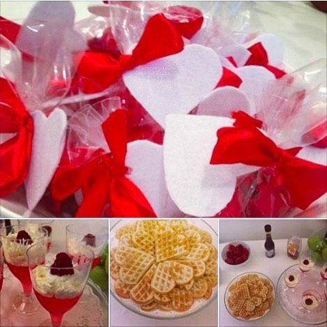 Happy Valentine's Day! ❤️ We hope our guests loved our Valentine's Day Treats! 😋 #lisbondreamsguesthouse