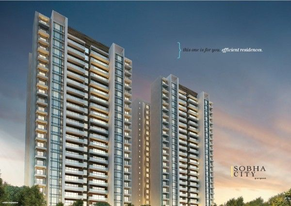 Sobha City is a 39 acre development located in sector 108 on the Dwarka Expressway, a mere 15 – 20 minute drive from Dwarka and subsequently T3 Terminal in New Delhi. The project has an impressive frontage of over 500m as it is situated right on an existing and operational 75m wide road, opposite to Phase 2 of Sobha's existing Luxury Villa project, International City. The project's rear...