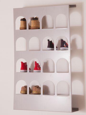 etagere range chaussures et bottes shoes valet