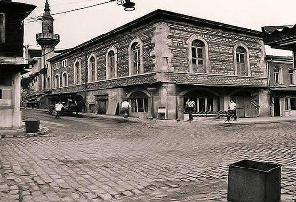 Bakırköy Karşı Camii (1972) #birzamanlar #istanlook #nostalji