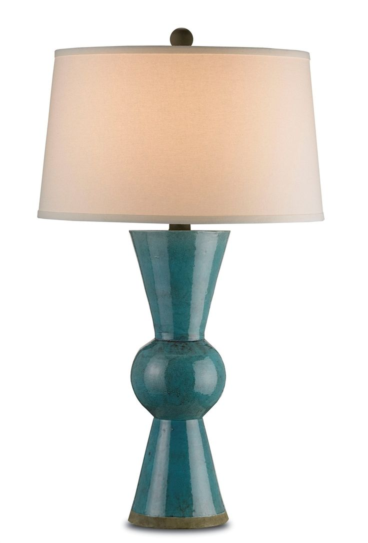 Best 25+ Teal lamp ideas on Pinterest | Teal lamp shade, Turquoise ...