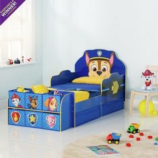 buy paw patrol cube toddler bed frame at argos.co.uk, visit argos