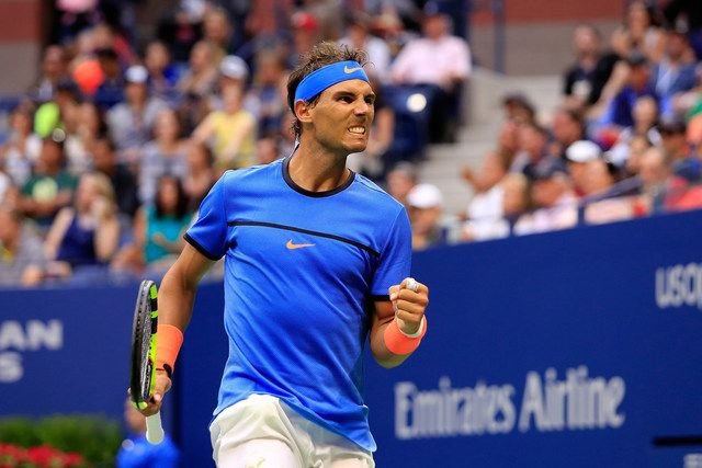 Federer, Nadal lead 2017 US Open men's field | News | Official Site of the 2017 US Open Tennis Championships - A USTA Event