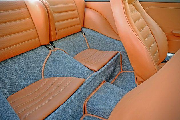 Custom 1968 Porsche 912 | HiConsumption
