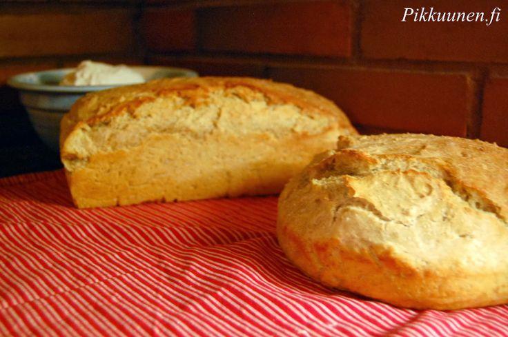 Pikkuunen: Leivotaan leipää!