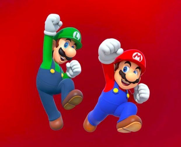 Animated Super Mario Bros Movie May Premiere By 2022 Https