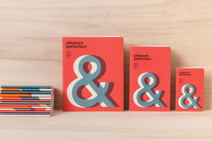 The OGAMI quotes range is a collection of Bauhaus inspired notebooks.