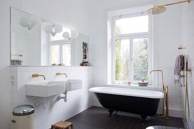 dream apartment at Mariatorget! #bathroom