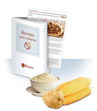 libro de recetas para celiacos