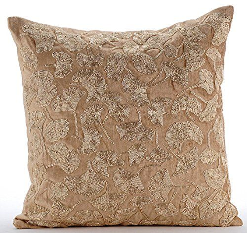 Handmade Gold Decorative Pillow Cover, Gold Tulip Flower ... https://www.amazon.com/dp/B016H8U3WS/ref=cm_sw_r_pi_dp_x_CjlFybEXHV905