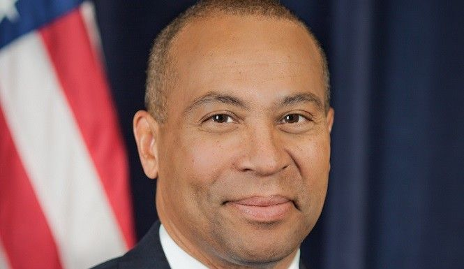 Chicago To Rename Street After 'Drunk Governor' Deval Patrick
