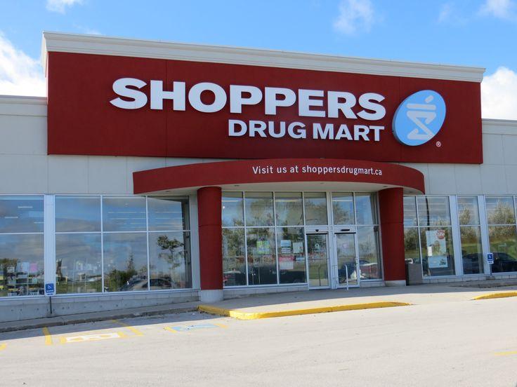 Shoppers Drug Mart, 781 Broadway St., Kincardine, ON
