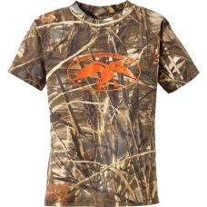 Just arrived...Duck Commander™ Youth/kids Camo Short-Sleeve T-Shirt.... http://tinyurl.com/o87rgs8