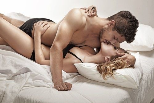 Pár csók ágyas 500x334