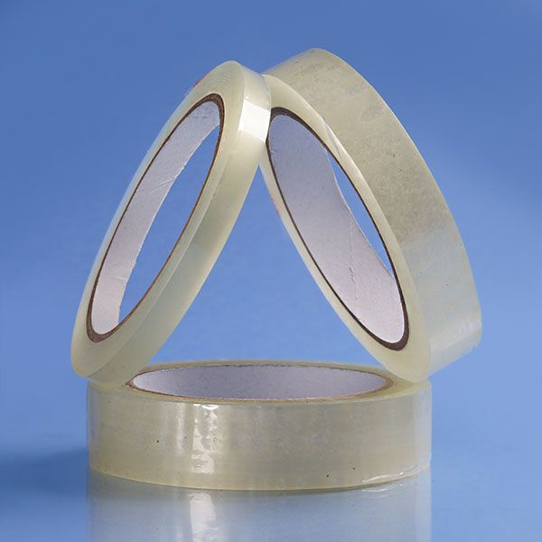 Clear Cellophane Tape 3'' Core