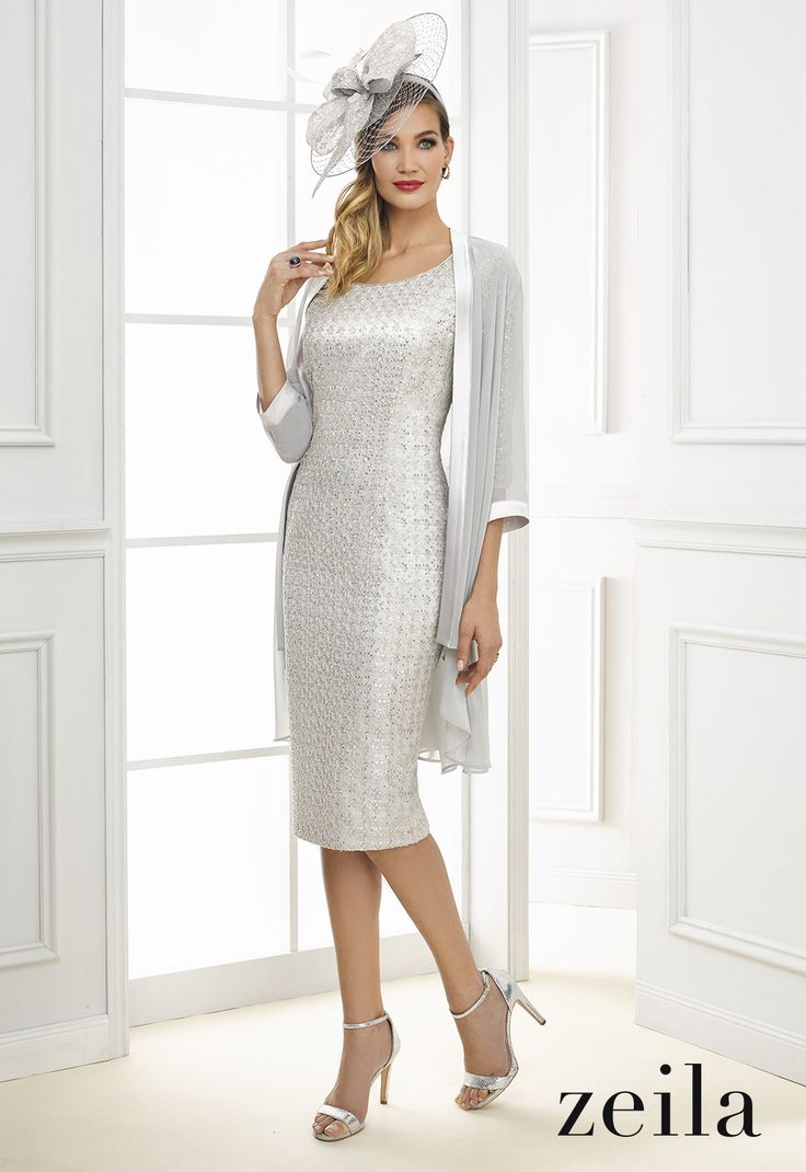 Zeila – Dress & Jacket _ 3020504 — Mother of the Bride & Special Event Dresses, Outfits, Melbourne, Vic — Ever Elegant