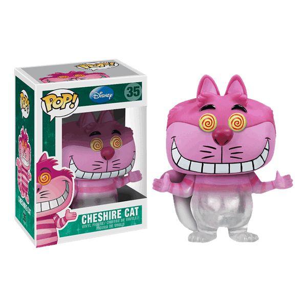 Disney - Alice in Wonderland - Cheshire Cat (Disappearing) Pop! Vinyl Figure - ZiNG Pop Culture