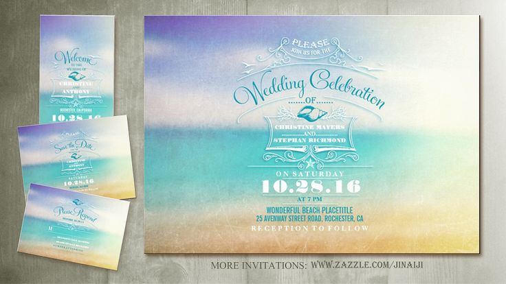 weddings wedding stuff forward beach theme wedding invitations cheap