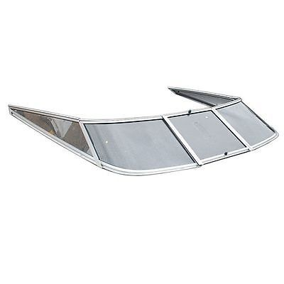 LARSON 248/268 LXI 5 PC 81 INCH GLASS BOAT WINDSHIELD