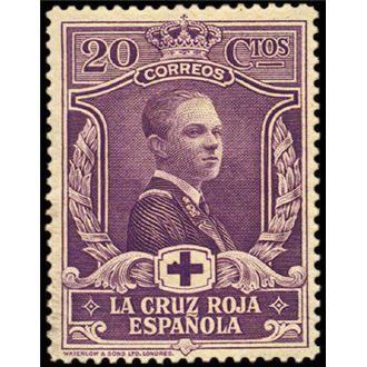 1926 15 Sep. Cruz Roja EspañolaFilateliaTalavera.com - Venta de sellos por Internet