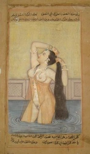 Erotic indian artwork