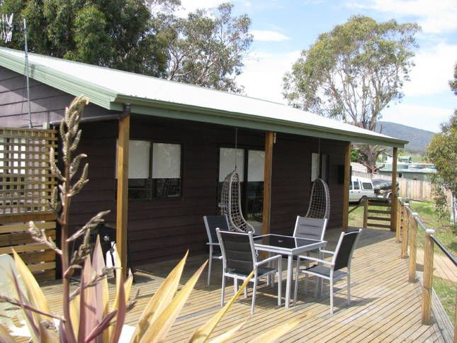 Bed on Bruny Seaside Accommodation, a Bruny Island Cottage | Stayz