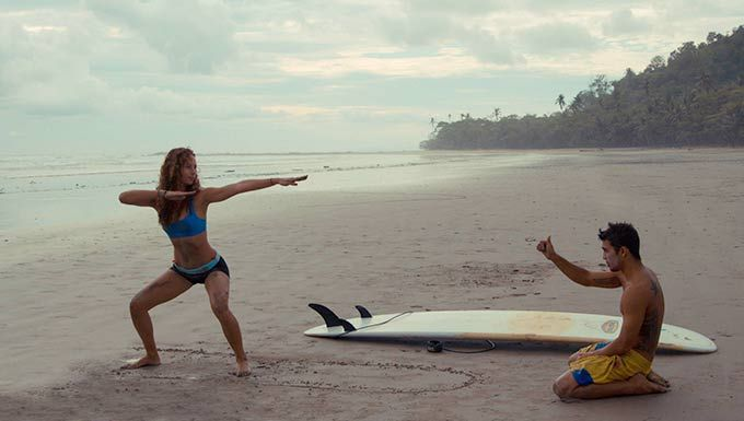 Costa Rica Surf Camp with Yoga at Anamaya
