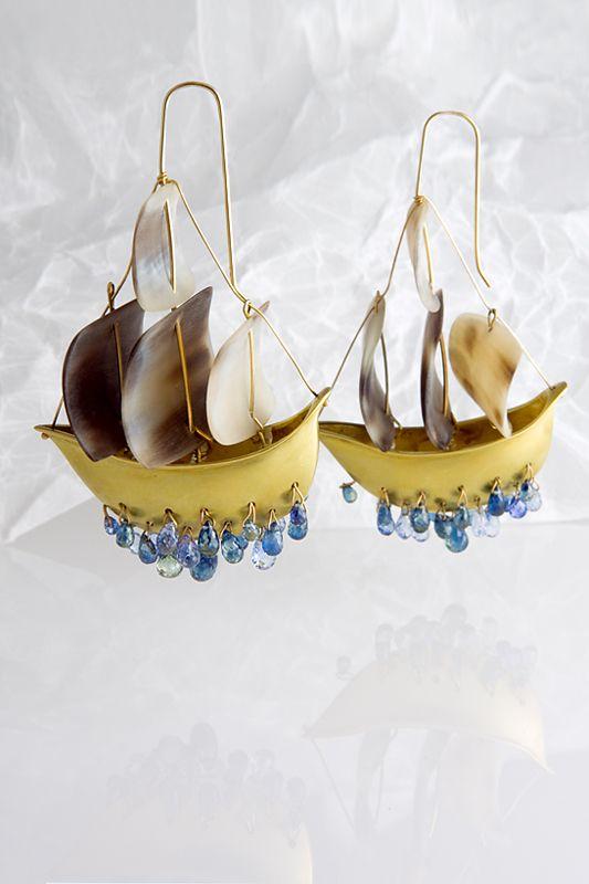 gabriella kiss - earrings