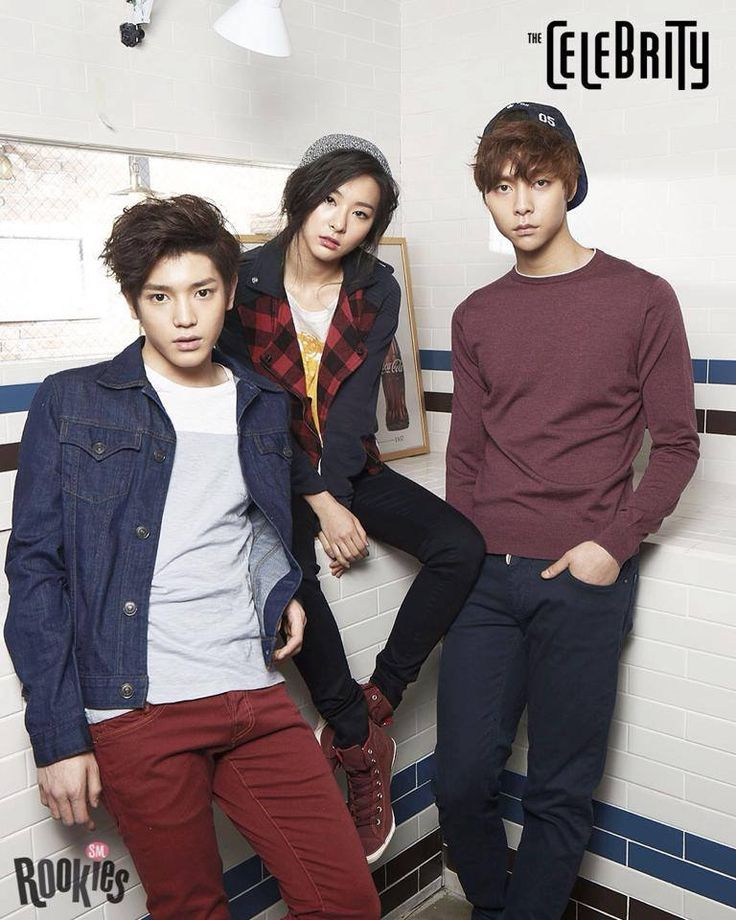 Taeyong & Seulgi & Johnny For @ The Celebrity Magazine