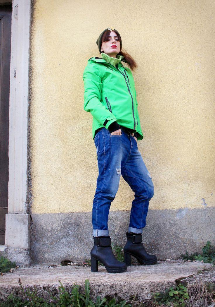 #sporty #ootd #winter #jeans #shoes #streetstyle #denim #sorel #black #lifestyle #rycalice