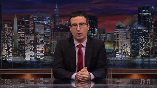 John Oliver Speaks On Orlando Shooting; Dipshit Terrorist (VIDEO) | Gossip & Gab