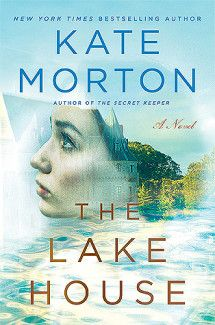 The Lake House was definitely not my favorite Kate Morton book.