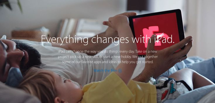 """Updated: Apple has uploaded its new """"Change Everything"""" ad to YouTube, as well. It's embedded below. Apple has debuted its newest iPad marketing campaign, """"Change Everything,"""" with a 1:30 commercia..."""