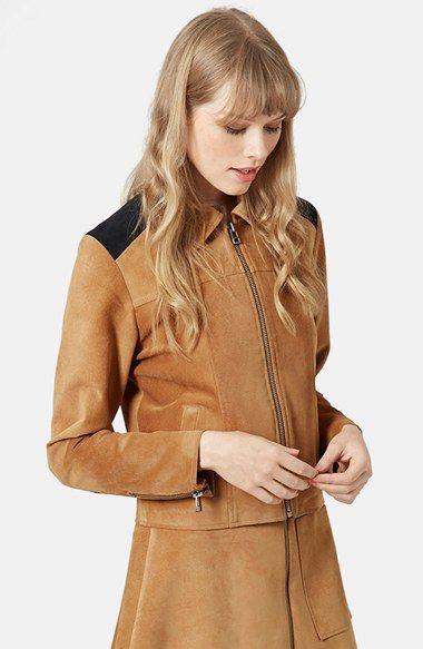 http://shop.nordstrom.com/s/topshop-colorblock-panel-suede-jacket-brit-pop-in-nordstrom-exclusive/3990357?origin=category