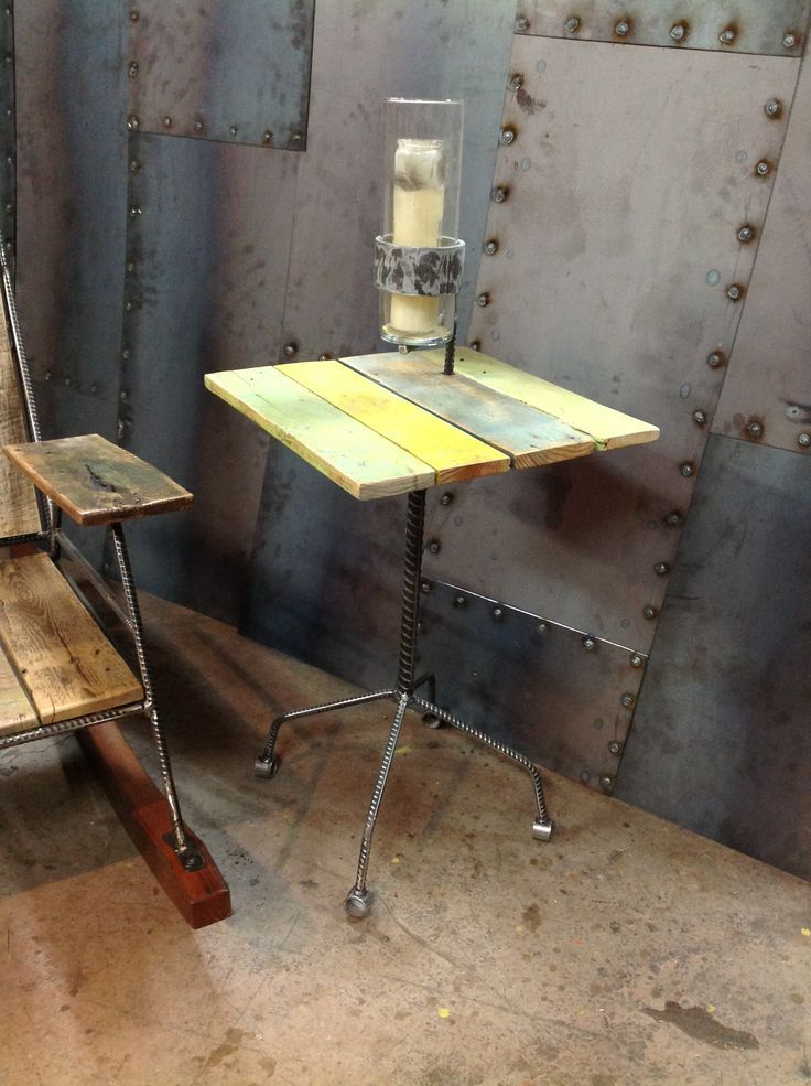 34 best Rebar Furniture & Objects by MikeNelms images on ...