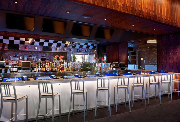 W Las Vegas | NV 89109 - Umami Burger, Beer Garden & Sports Book