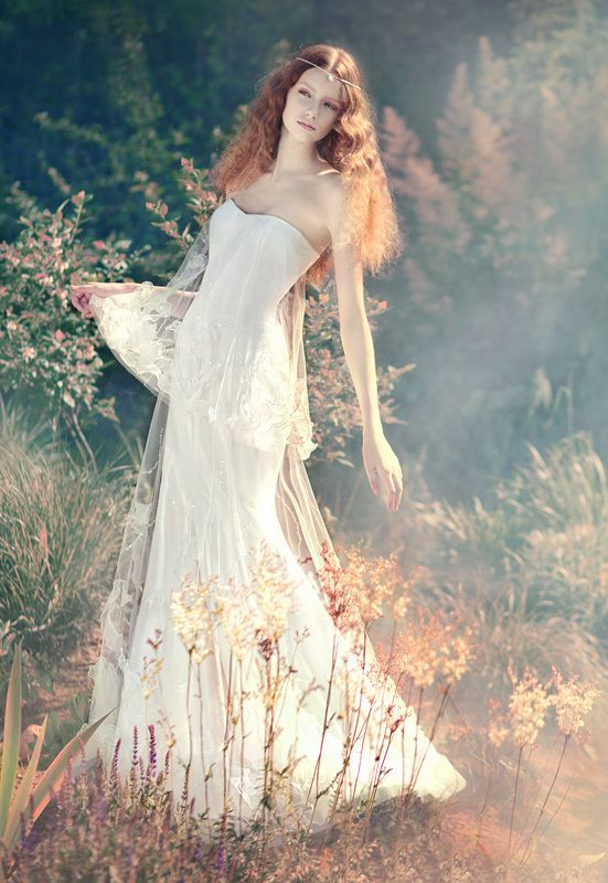 Fantasy by Andrey  & Lili , via BehanceWedding Dressses, Fantasy Fashion Photography, Bridal Collection, Behance, Chiffon Wedding Dresses, Photography Portraits, Fantasy Dresses, Summer Wedding Dresses, Bridal Wedding Dresses