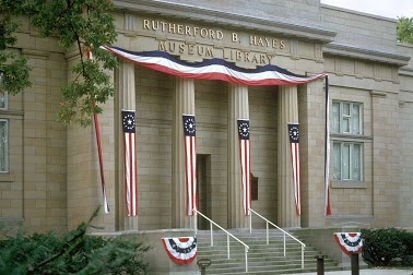 the hayes presidential museum in fremont oh