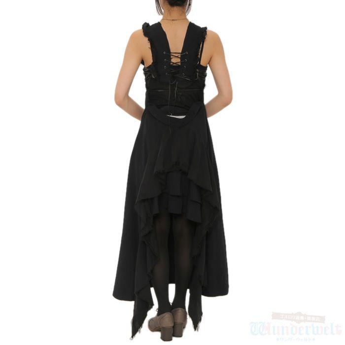 ♡ alice auaa ♡ Hem asymmetry Long Dress http://www.wunderwelt.jp/products/detail1304.html ☆ ·.. · ° ☆ How to buy ☆ ·.. · ° ☆ http://www.wunderwelt.jp/user_data/shoppingguide-eng ☆ ·.. · ☆ Japanese Vintage Lolita clothing shop Wunderwelt ☆ ·.. · ☆ #gothic