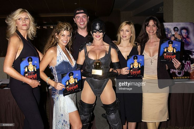 Lana Clarkson, Shae Marks, Craig J. Nevius, Julie Michaels, Sherrie Rose and Nancy Valen