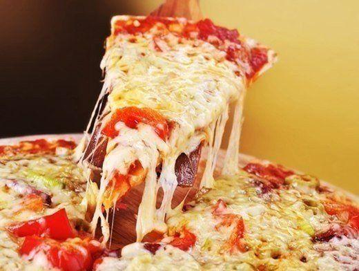 Пицца: 3 быстрых варианта и 7 лучших начинок — Вкусно!
