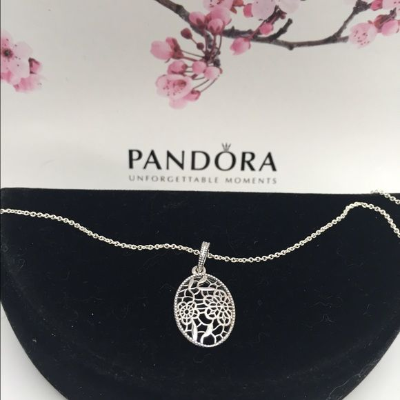 pandora daisy necklace how to clean