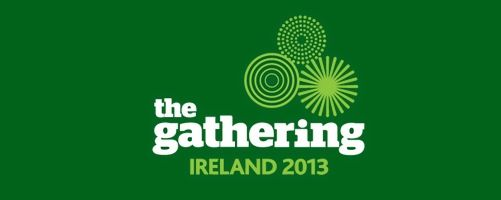 Tourism Ireland trommelt für The Gathering 2013